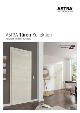 astra t ren kollektion by opus marketing gmbh issuu. Black Bedroom Furniture Sets. Home Design Ideas