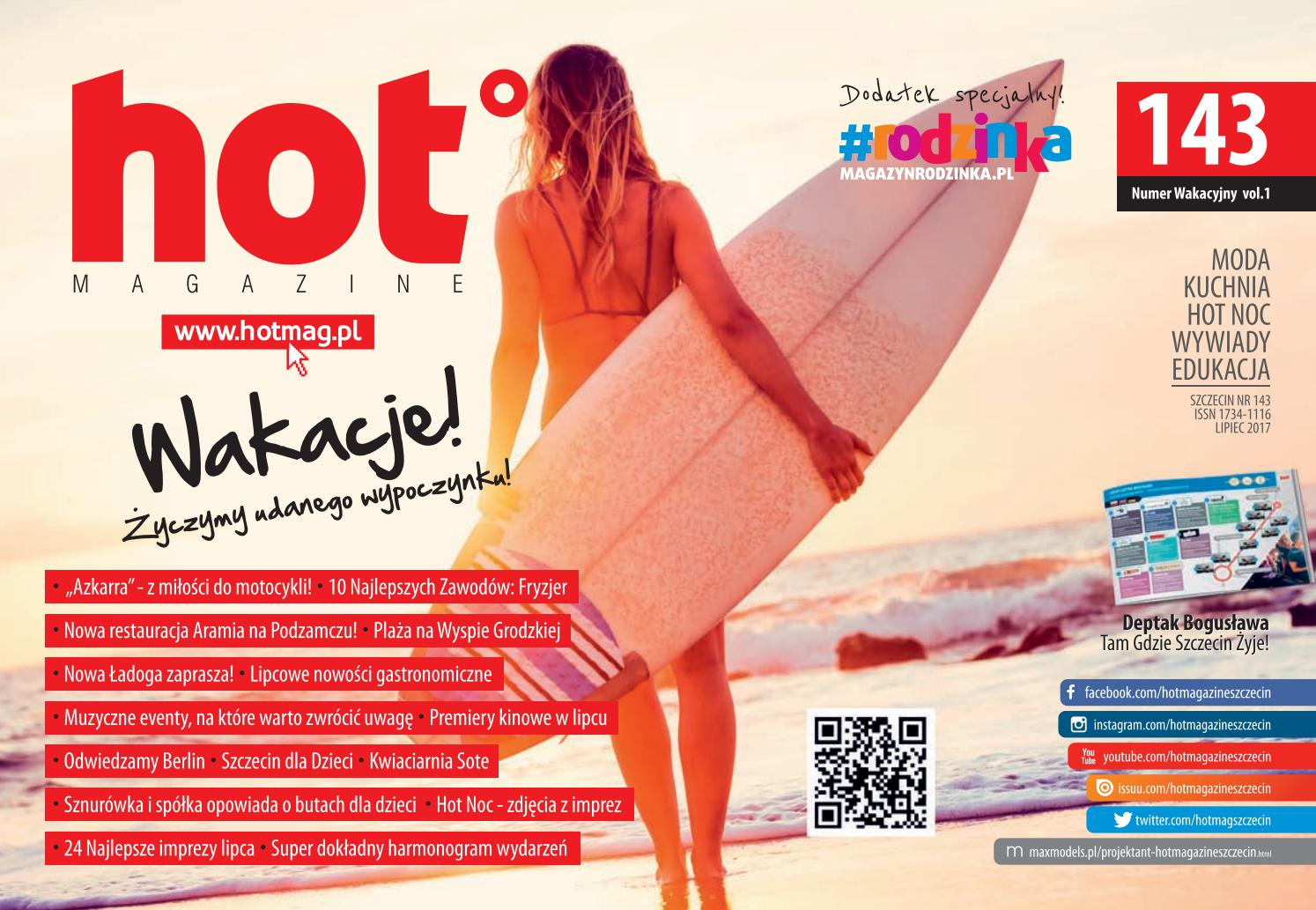 Hotmagazine 143 Szczecin By Hot Magazine Issuu