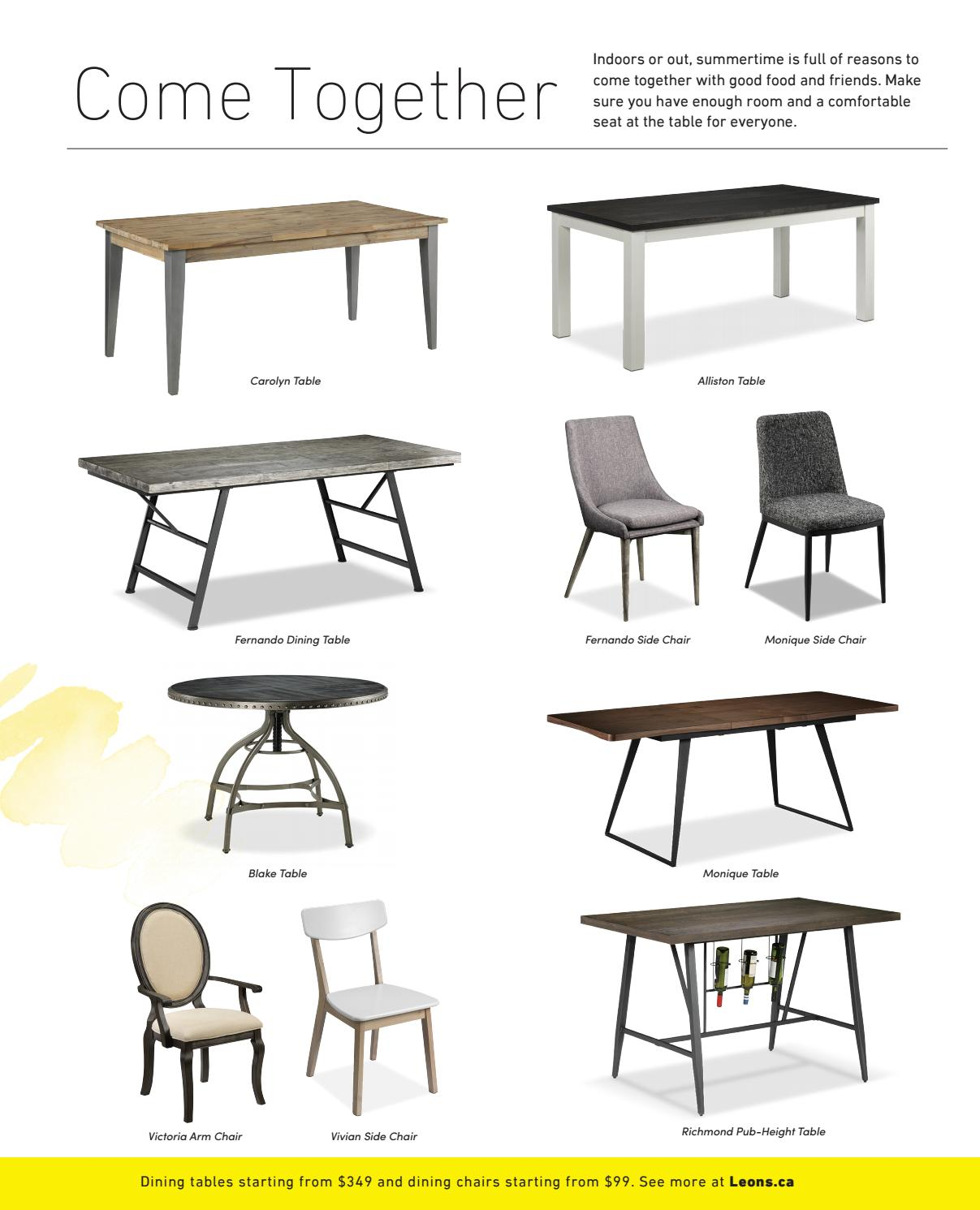 Leons Furniture Hello Sunshine 2017 By
