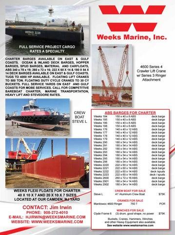 Marine Construction - Issue #3 2017