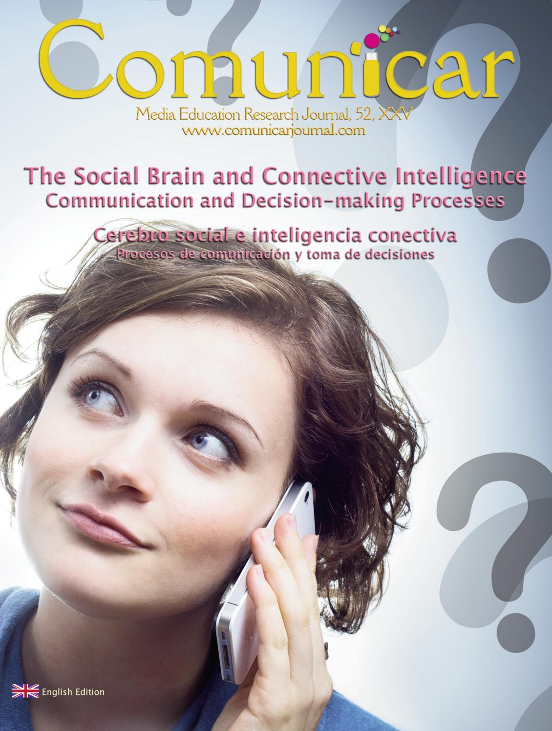 000d03f58808 Comunicar 52  The Social Brain and Connective Intelligence by ...