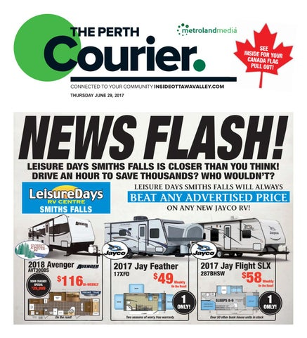 Perth062917 by metroland east the perth courier issuu page 1 fandeluxe Gallery