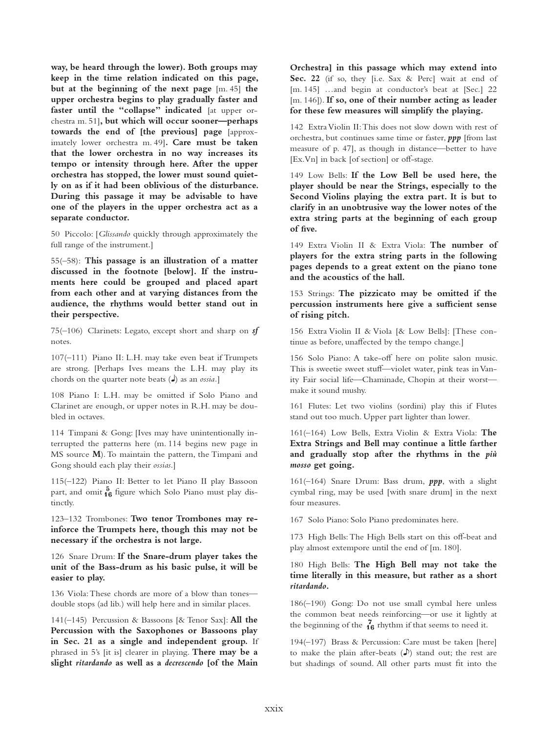 Ives SYMPHONY NO  4 by ScoresOnDemand - issuu