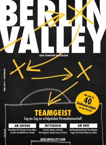 Berlin Valley 15 Mai 2016 Recruiting by NKF Media issuu