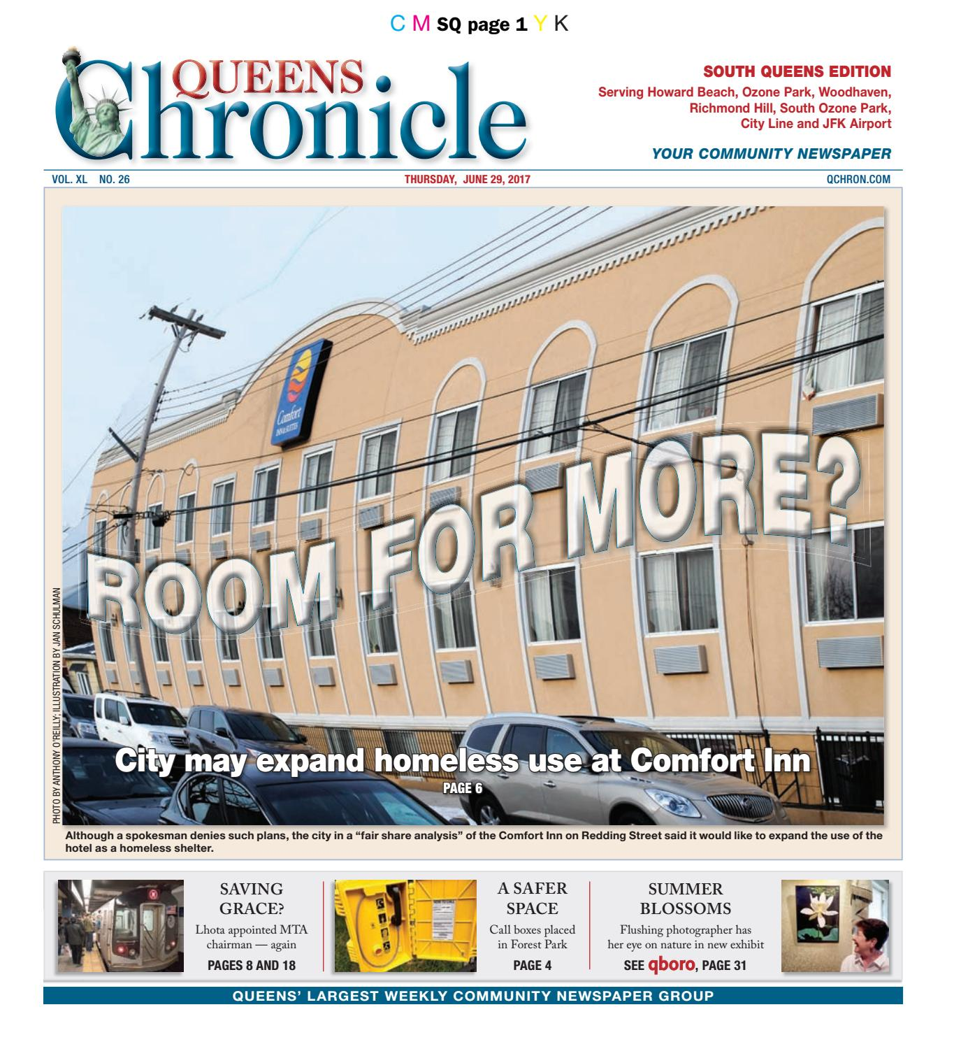 Queens Chronicle South Edition 6 29 17 by Queens Chronicle issuu
