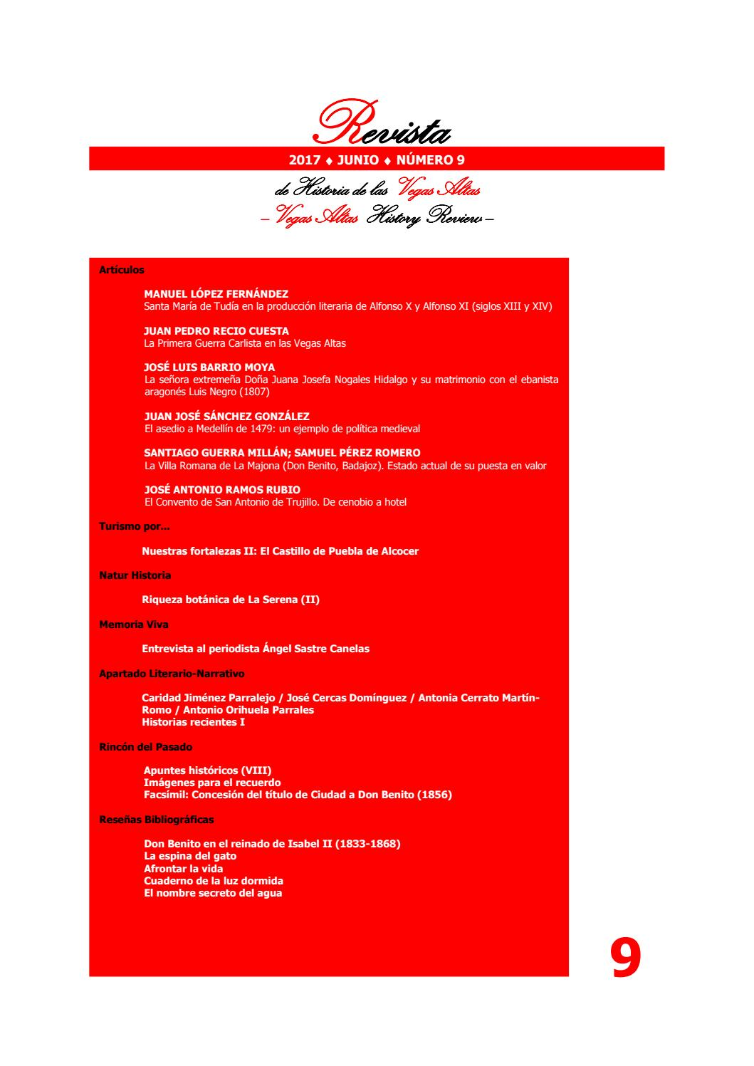 Revista De Historia De Las Vegas Altas Vegas Altas History  # Muebles Mogollon Medina Sidonia