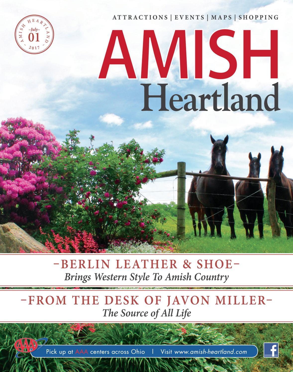 Amish Heartland July 2017 By Gatehouse Media Neo Issuu