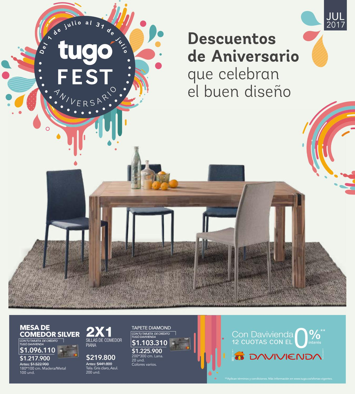 Catalogo tugo julio 2017 by tugo issuu for Muebles gundin arteixo catalogo