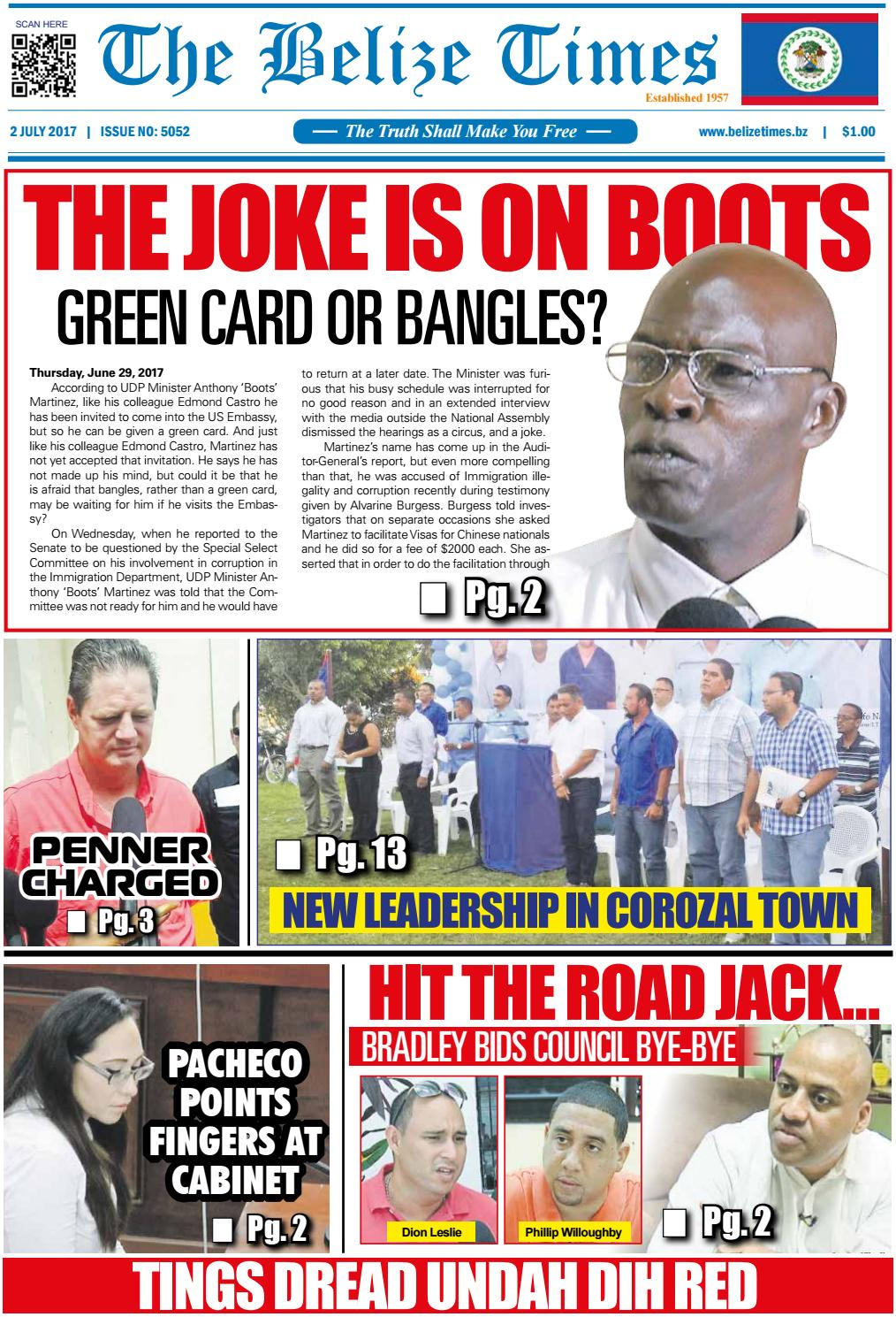 Belize Times July 2 2017 By Belize Times Press Issuu Love 94, anwar zayden passed away may 19, 2020. belize times july 2 2017 by belize