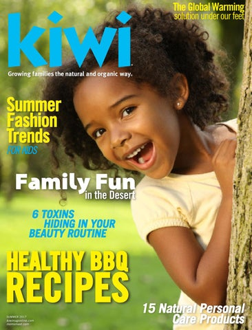 KIWI magazine - Summer 2017