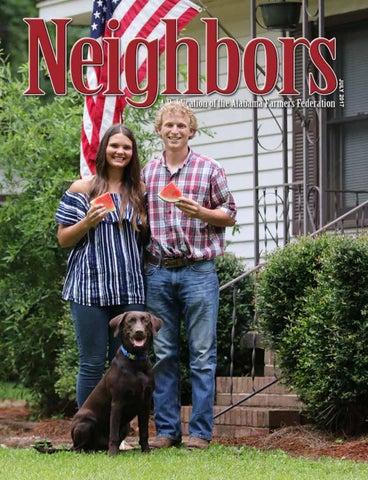 Neighbors Magazine July 2017 By Alabama Farmers Federation Issuu