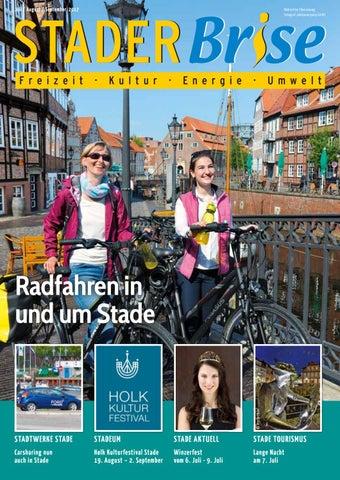 e6e5b6c5f6ed2 Stader Brise Juli August September 2017 by Stadtwerke Stade GmbH - issuu