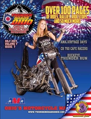 Thunder Roads Ohio July 2017 by Thunder Roads Ohio Magazine - issuu