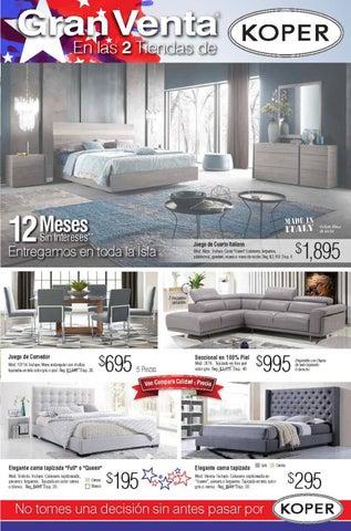 Beau Koper Shopper 070417 By Koper Furniture   Issuu