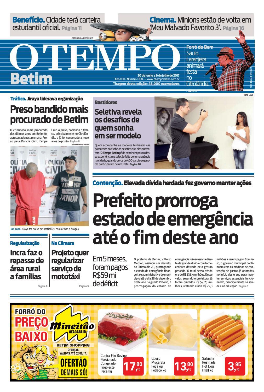 df04fb9df803f O Tempo Betim, sexta - 30 06 2017 by Tecnologia Sempre Editora - issuu