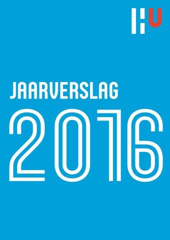 088cd7ec9fd Jaarverslag Hogeschool Utrecht 2016 by Hogeschool Utrecht - issuu