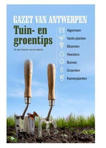 Tuintips by gazetvanantwerpen - issuu