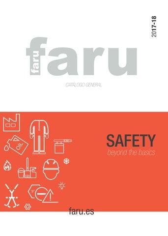 Faru es una empresa líder en el sector de la protección laboral con más de  50 años fabricando y distribuyendo Equipos de Protección Individual y  Colectiva ... 7c8fa434ad