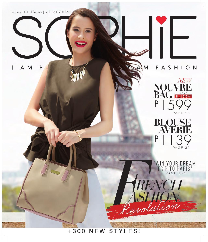 Sophie Paris Philippines July Edition Catalog 101 By Ph Tote Bag Kulit Voila Callysta Dark Brown Issuu