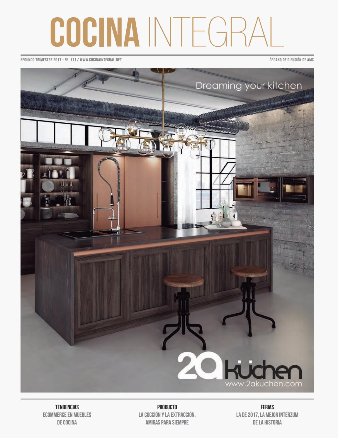 Cocina integral 111 by cocinaintegral issuu for Integral muebles