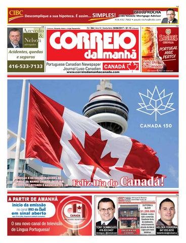 d2f41a3f74 Correio da Manhã Canadá 30 de Junho 2017 by Correio da Manhã Canadá ...