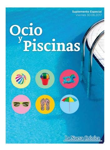 Ocio y piscinas la nueva cronica 2017 by LNCleon - issuu 6194ce3b5f1