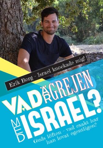 Israels Vänner Värnamo 2018