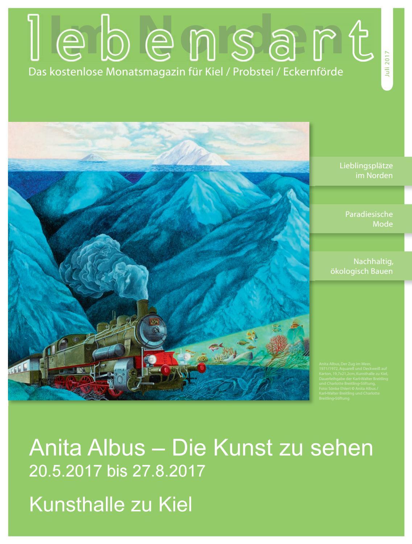 Lebensart im Norden, Kiel & Umgebung, Juli 2017 by Verlagskontor ...
