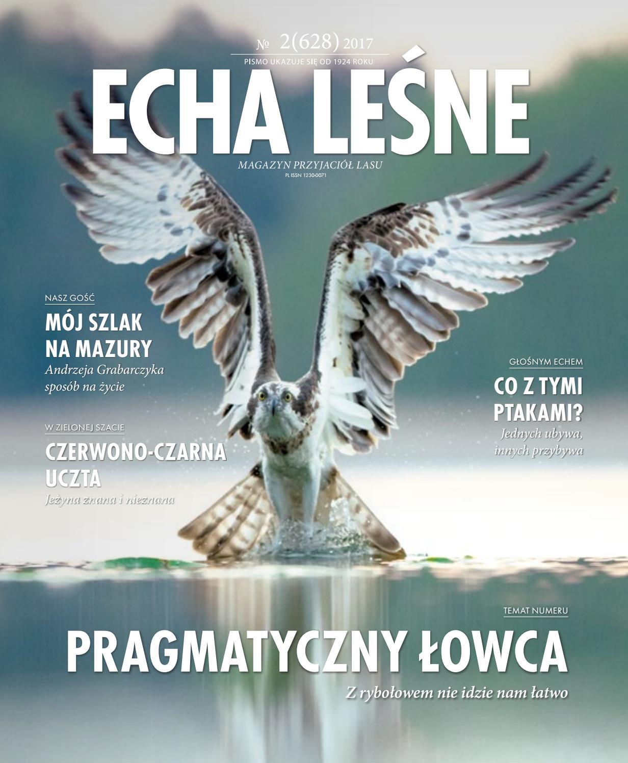 5cf5557ef5b Echa leśne nr 2 (628) 2017 by Lasy Państwowe - issuu