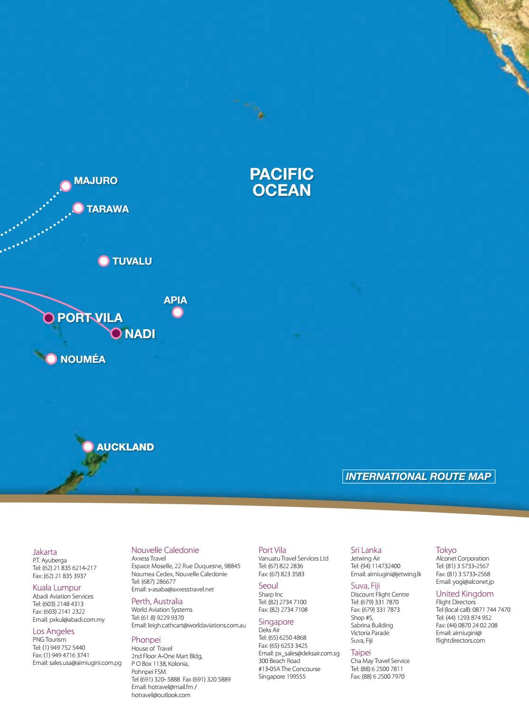 Paradise: the in-flight magazine of Air Niugini, July/August ...