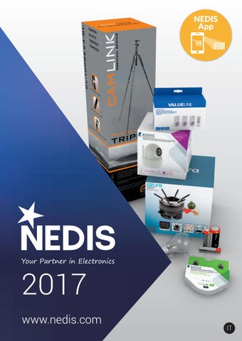 9569c905a0 Nedis catalogus complete it by Nedis - issuu