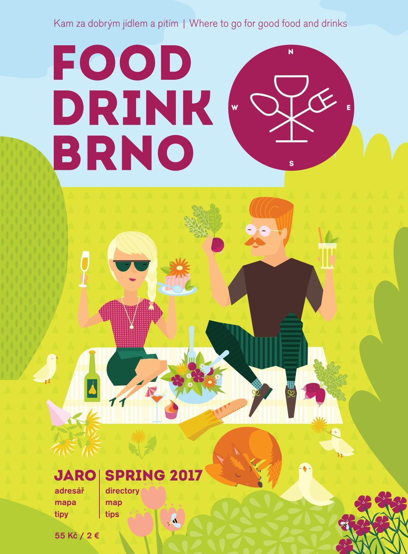642a21898c9 Food Drink Brno   Jaro 2017 by Pocket media - issuu