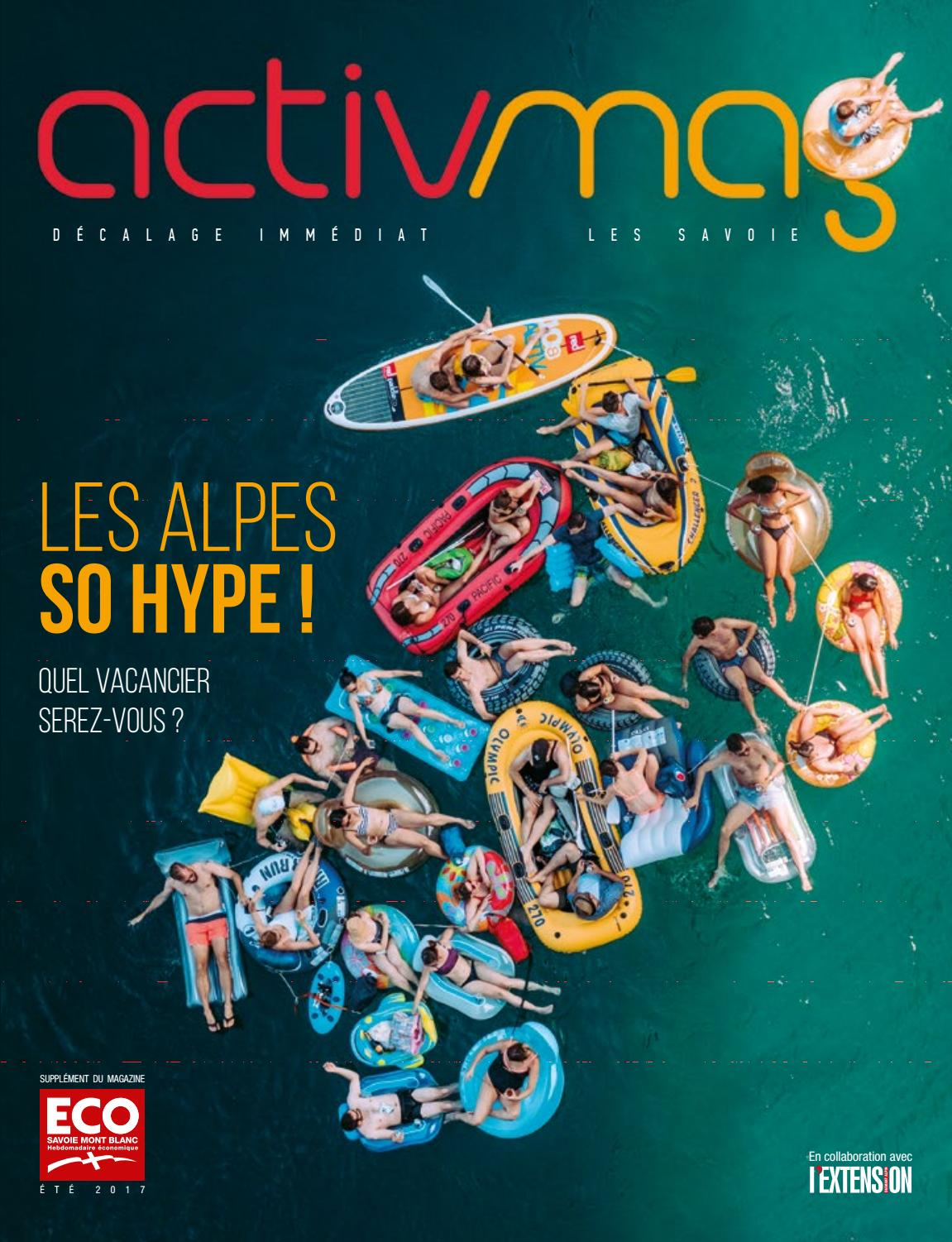 Activmag ete2017 by sopreda 2 issuu for Dans quel sens dormir