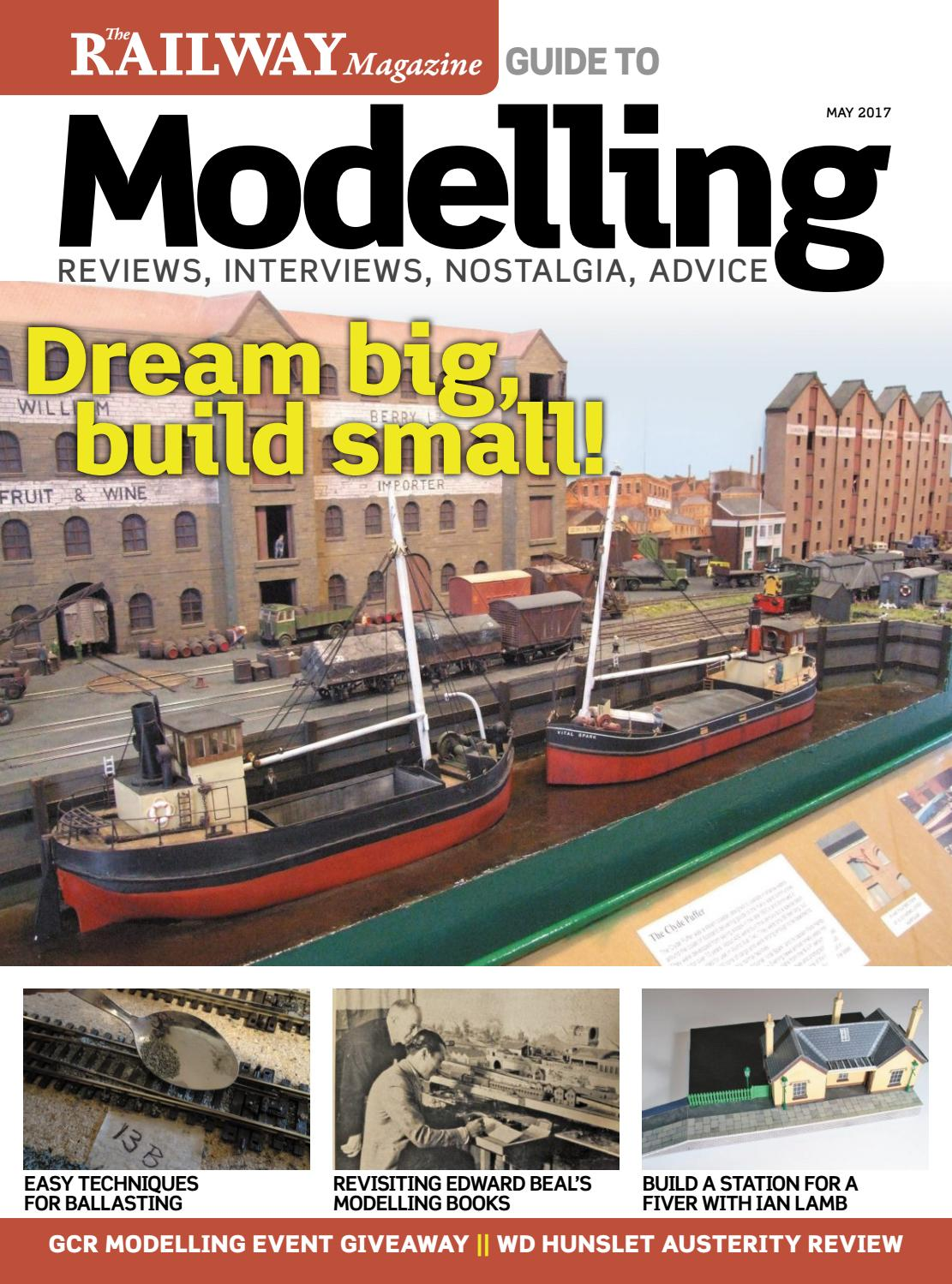 The Railway Magazine Guide To Modelling