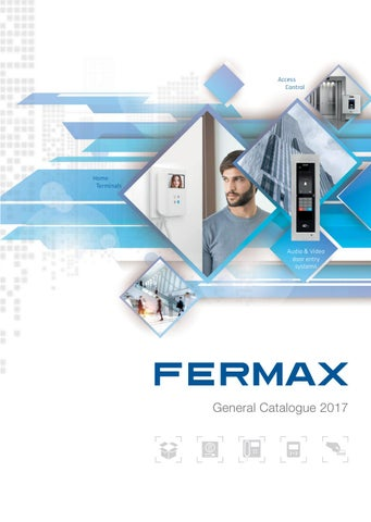 Fermax 1412 Moniteur WAY