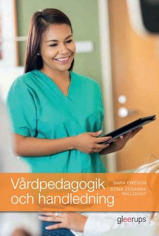 vad är vårdpedagogik och handledning