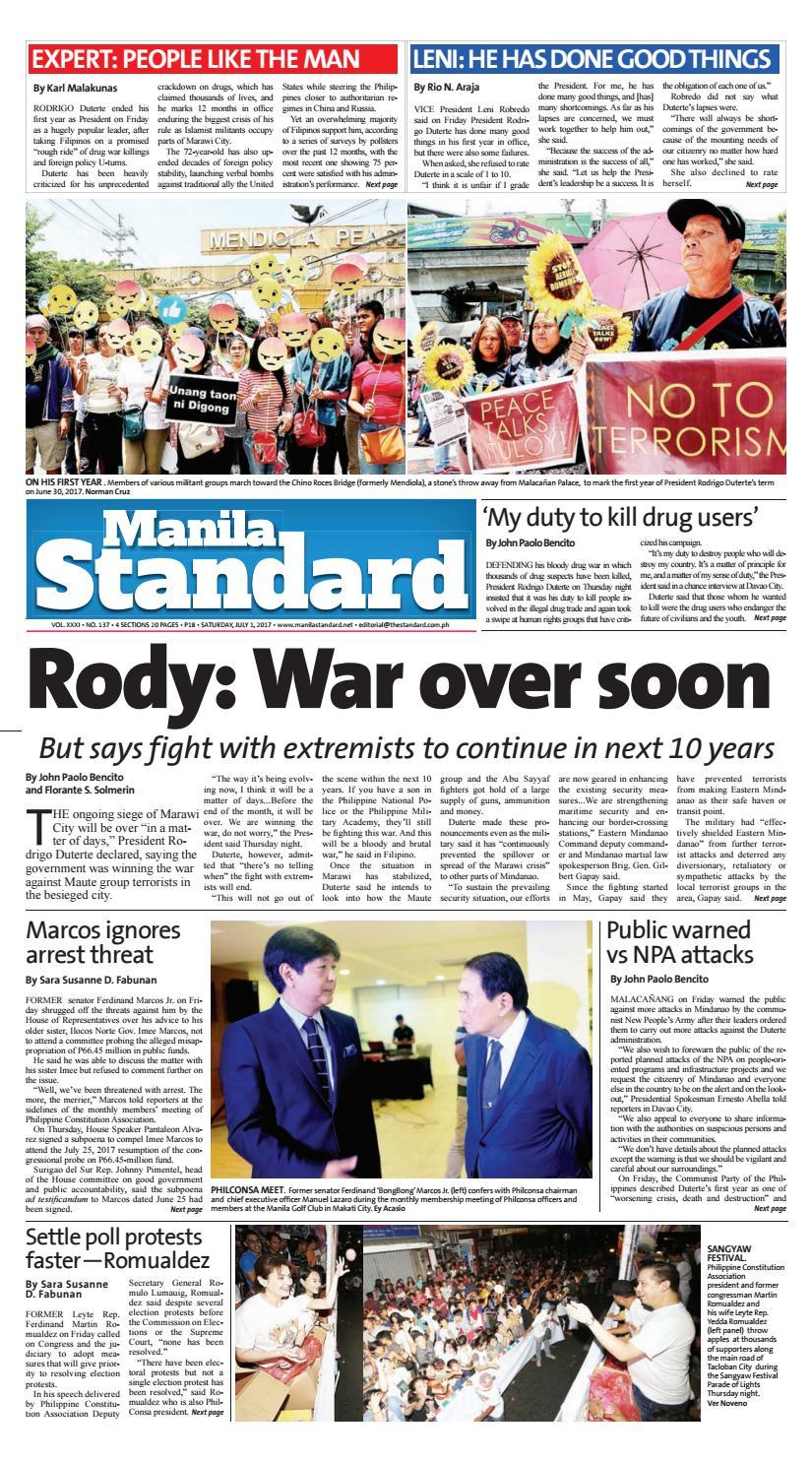 Manila Standard 2017 July 01 Saturday By Issuu Voucher Rp 9300000