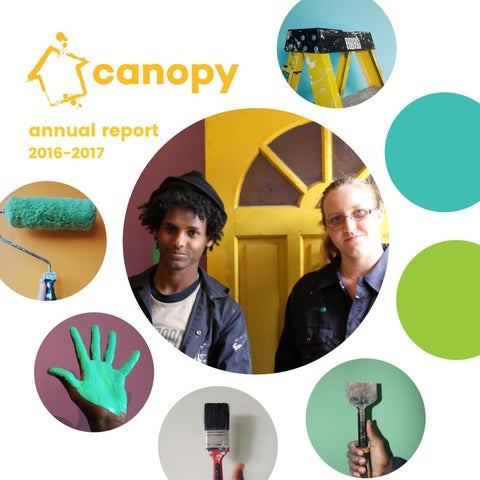 Canopy Housing Annual Report