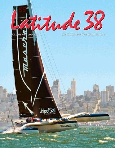 Latitude 38 July 2017 By Latitude 38 Media Llc Issuu