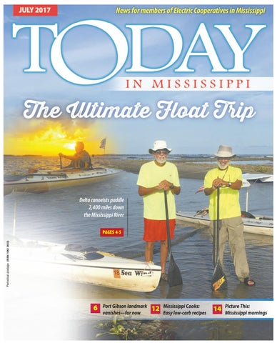 Today in Mississippi July 2017 Local Pages by American