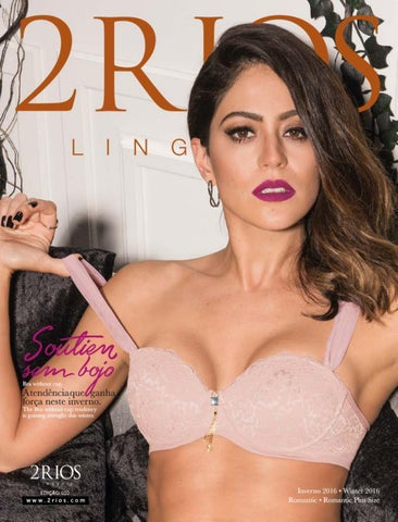 6601dd0b7 Catálogo Romantic Inverno 2016 2Rios Lingerie by 2Rios Lingerie - issuu