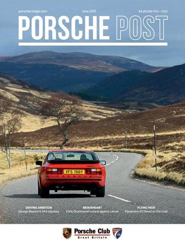 4874f55719 Porsche Post June 2017 by Porsche Club Great Britain - issuu