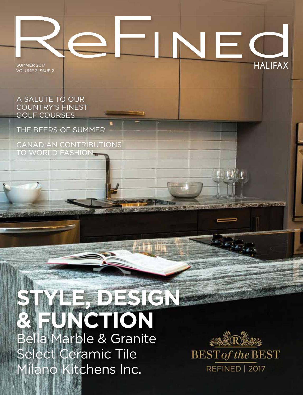 Refined Halifax Summer 2017 By Refined Magazine Issuu