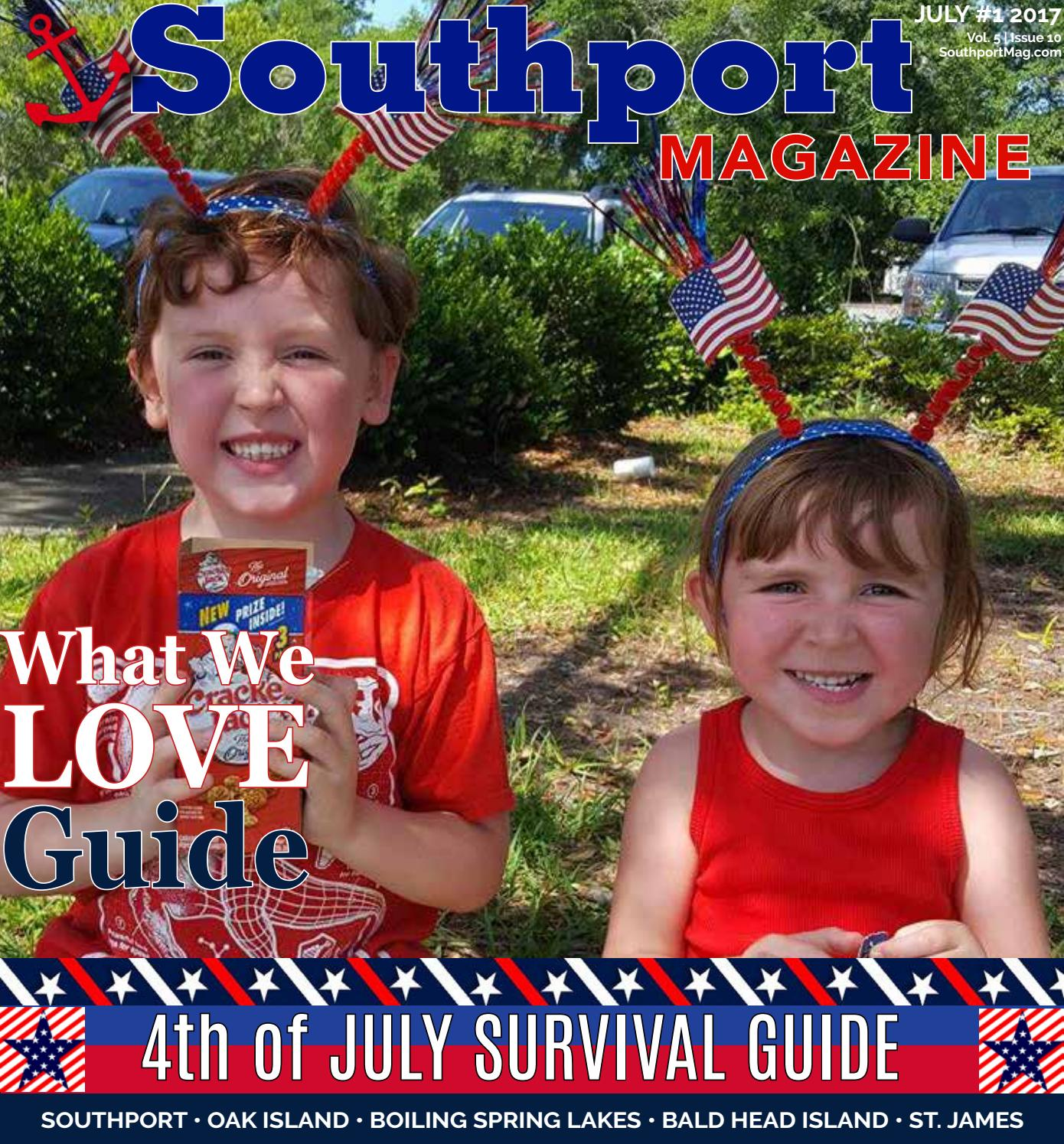 July 4th Survival Guide By Southport