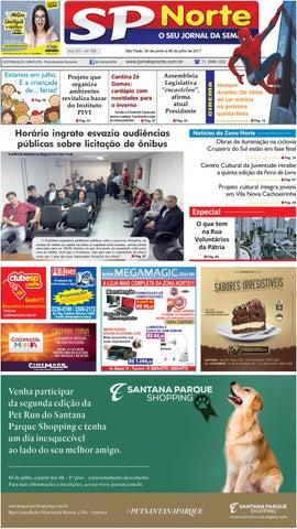 201731815df Edição 768 - 30 de junho a 6 de julho de 2017 by Jornal SP Norte - issuu