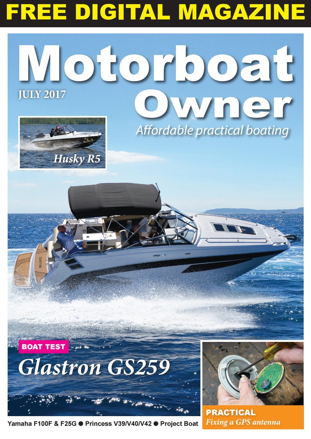 motorboat owner july 17 by digital marine media ltd issuu rh issuu com