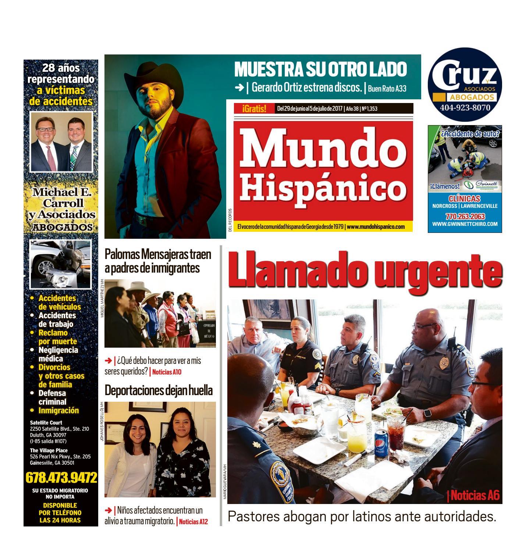 Llamado urgente by MUNDO HISPANICO - issuu