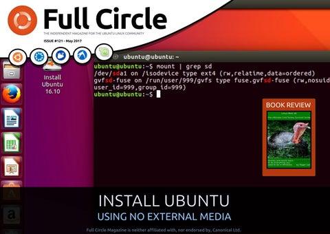Full Circle Magazine #121 by Ronnie Tucker - issuu