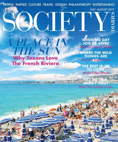 The Society Diaries July August 2017 By The Society Diaries Issuu