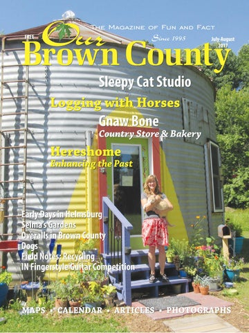July August 2017 OUR BROWN COUNTY by Our Brown County - issuu a4a05c25f2e